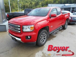 2016 GMC Canyon SLE Ext. Cab 4X4