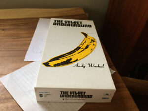Velvet Underground Box Set 5 cds