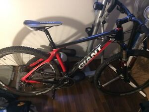 Giant XTC 29er 3 mountain bike