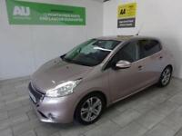 PEUGEOT 208 1.4 ALLURE ***FROM £157 PER MONTH***