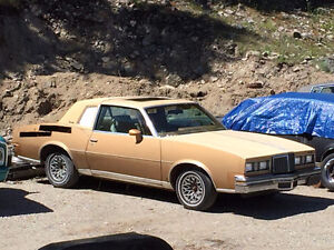 1978 Pontiac Grand Prix SJ Coupe (2 door)