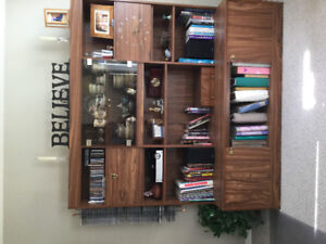 Display Shelving unit