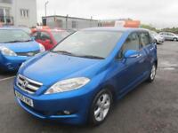 2005 Honda FR-V MPV 2.0i-VTEC 150 Sport 6Spd Petrol blue Manual