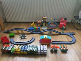 Chuggington trains bundle
