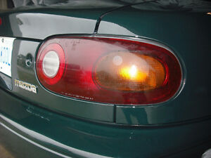 NA Miata Tail Lights