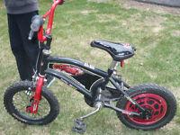 Boy's 14inch Cars Bike