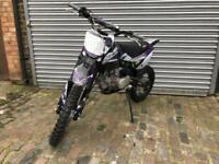 Stomp Z3-160 Off road kid/teen/adult pit bike new
