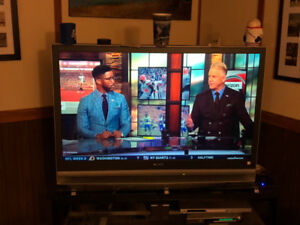 """Sony 50"""" TV  $50  Great picture, multiple inputs, incl remote"""