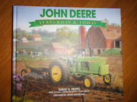 John Deere: Yesterday & Today  by Robert Pripps 2 Cyl Tractors