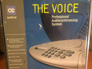 """The Voice"" Audio Conferencing System"