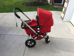 Bugaboo Cameleon Red