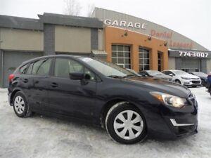 Subaru Impreza HBK, AUTO, TOUT ÉQUIPÉ, 5 PORTES, GROUPE ÉLEC 201