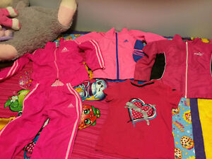 Girls clothes size 5x and 6