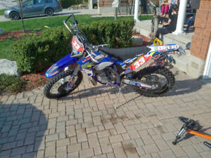 2016 Sherco SER 300 Two Stroke Road Legal Blue Plated