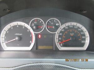 2009 Chevrolet Aveo Familiale