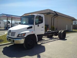 2005 Hino 238 G License Cab & Chassis Low KM Pre Emission