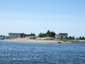 GEORGIAN BAY PRIVATE ISLAND COTTAGE FOR RENT