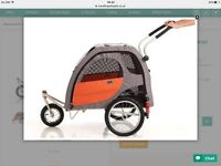 Wanted dog stroller