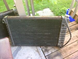 4 core GM Truck radiators