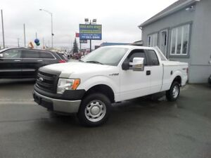 "Ford F-150 4WD SuperCab 145"" 2013"