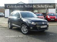 2012 Volkswagen Tiguan 2.0 TDI BlueMotion Tech Sport 4WD 5dr (start/stop)