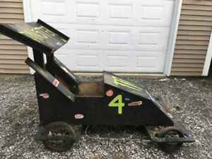 Gros Go-Kart (Type boite a beurre)