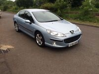 ** Reduced** Peugeot 407 2.0 HDI- 12 Months MOT