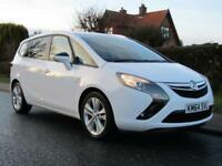 2014 Vauxhall Zafira 2.0 CDTi 165 BHP SRi 5DR TURBO DIESEL ** 7 SEATER * 26,0...