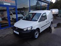 2013 VOLKSWAGEN CADDY C20 TDI STARTLINE BLUEMOTION TECHNOLOGY VAN DIESEL
