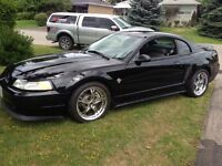 35TH ANNIVERSARY MUSTANG GT SUPERCHARGED