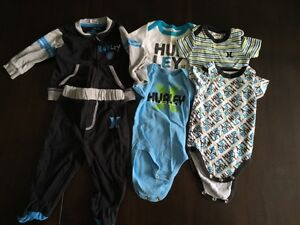 Baby boy clothes-new born and 0-3 months