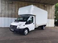 Ford Transit Luton 2.2TDCi ( 155PS ) ( EU5 ) ( RWD ) 350L 350 LWB DRW A/C NAV