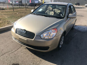 2006 HYUNDAI ACCENT SEDAN **private sale** clean title**