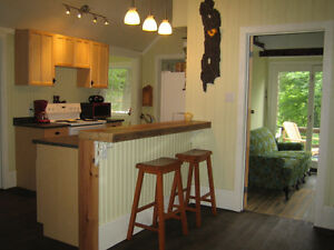 10 month Rental - 2 Bedroom furnished house, Bracebridge