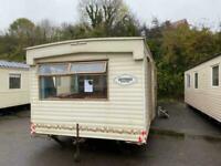 Static caravan Cosalt Riviera 36x10 3bed free UK delivery.