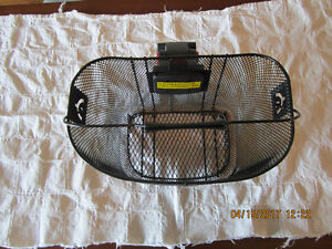 SUPERCYCLE QUICK RELEASE WIRE BASKET