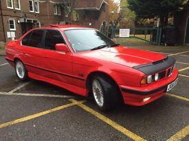 BMW E34 Classic 2.L 24V