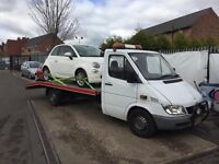 Car transportation and recovery