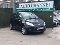 2009 Ford KA 1.2 Studio Hatchback 3dr Petrol Manual (119 g/km, 69 bhp)