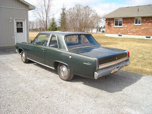 1967  VALIANT........2  DOOR  POST