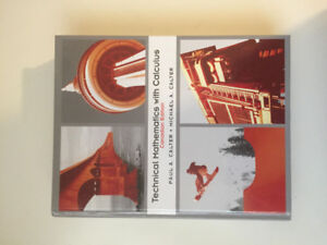 Technical Mathematics With Calculus (Canadian Edition)