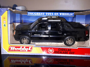 Cadillac Escalade ext buddy L die cast truck--mint boxed