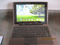 """Asus Transformer Android 10.1"""" tablet with docking station"""