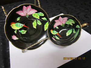 Vintage Tea Cup and Saucer, Occupied Japan