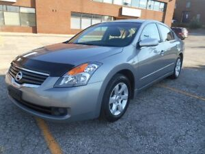 2009 Nissan Altima 2.5 S,Low KMs,Alloys