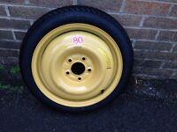 New spare wheel for Mazda CX-5