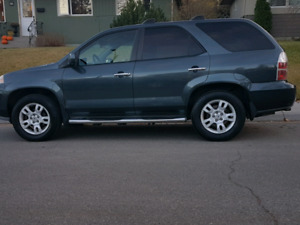 2005 Acura MDX Touring Edition