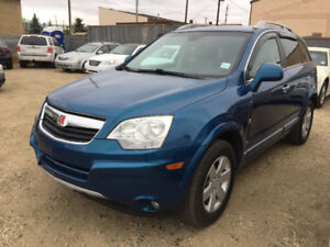 2009 SATRUN VUE ALL WHEEL DRIVE 131350 KM BLUTOOTH PHONE