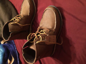 Boys winter formal boots brand new TAgS on