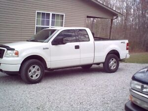 Parting out 2004 to 2008 f150 4x4 trucks